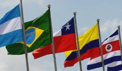 Banderas latinoamérica
